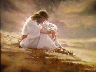 jesus-praying-on-mountain