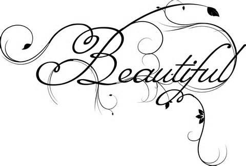 word-beautiful