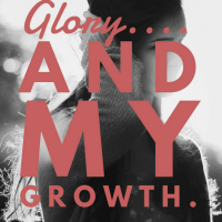For His Glory.....and my growth.