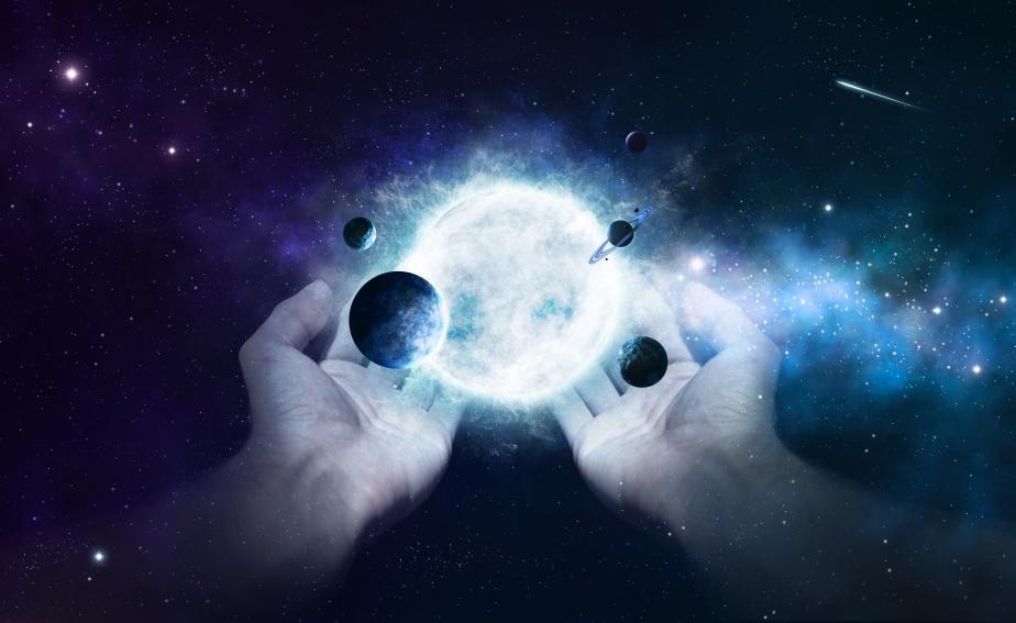 Genesis : I am the God of beginnings.