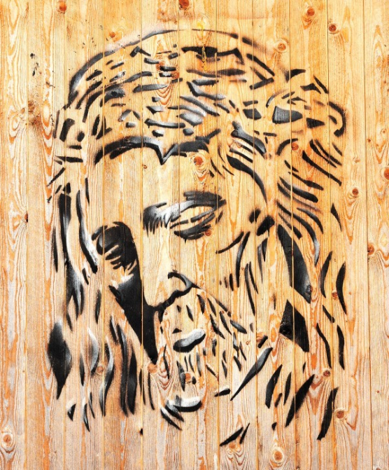 jesus-portrait-image-wood-art-creativity-face