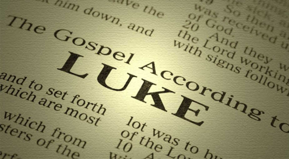 Luke part 1 : Jesus is willing.