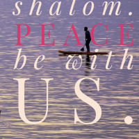 Jehovah Shalom.....Peace be with us.
