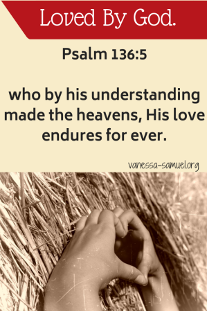 Loved by God 16
