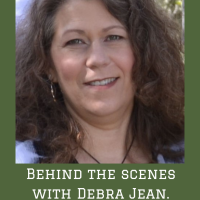 Behind the Scenes with Debra Jean (Realizing what a woman with chronic illness goes through daily).